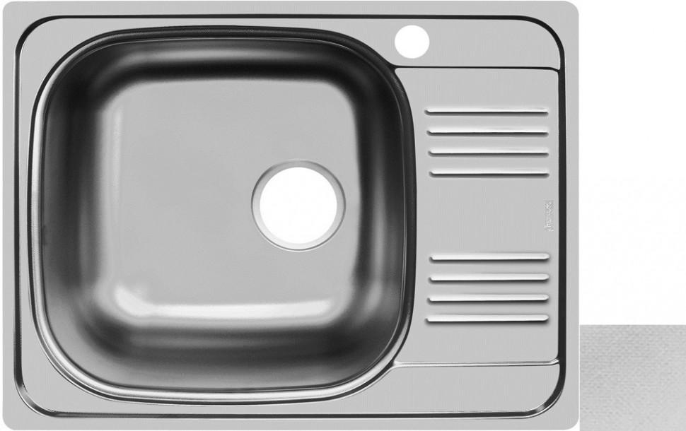 Кухонная мойка декоративная сталь Ukinox Гранд GRL652.503 -GT8K 2L ukinox fal510 gt8k 0c