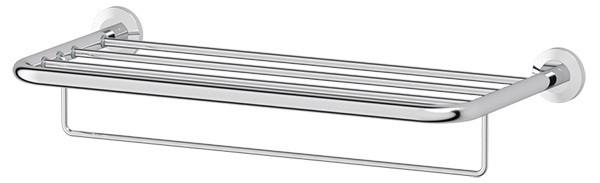 Полка для полотенец 60 см FBS Standard