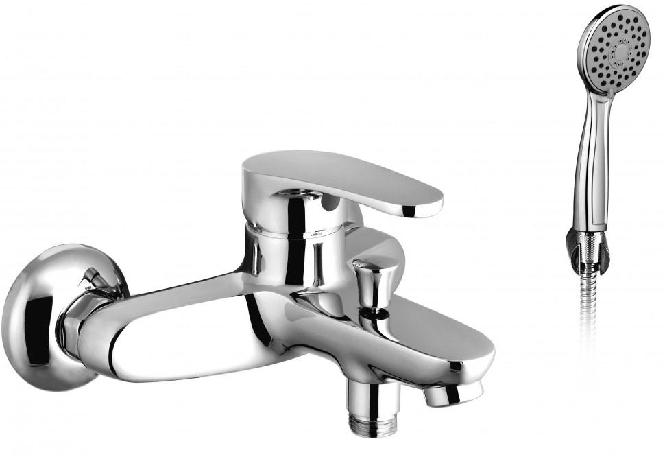 Смеситель для ванны Elghansa Nordik 2323842 стационарный