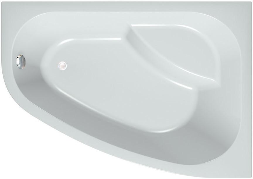 Акриловая гидромассажная ванна 170х120 см L Kolpa San Chad/S Optima