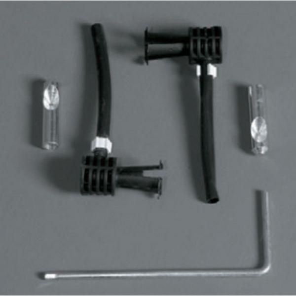 Комплект крепежей для подвесного унитаза/биде Tiffany World Bristol TWBRF103 комплект горизонтальных крепежей для унитаза биде с колпачками хром kerasan 7614cr