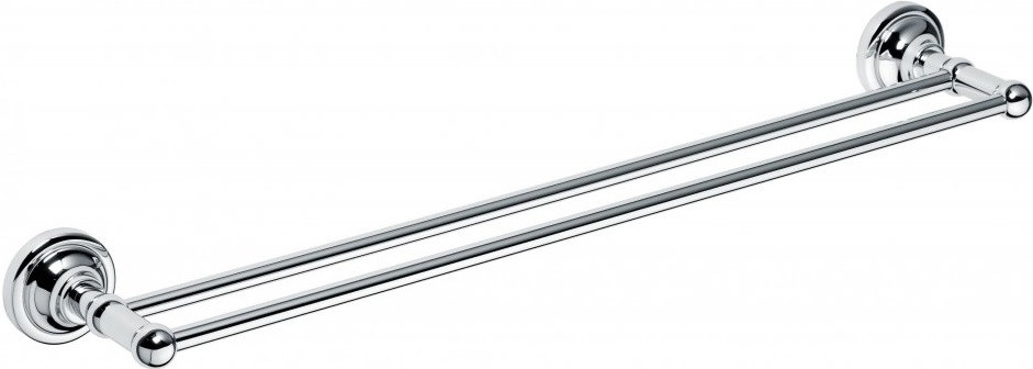 Полотенцедержатель двойной 65,5 см Bemeta Retro 144304052 полотенцедержатель двойной 65 5 см bemeta retro 144204058