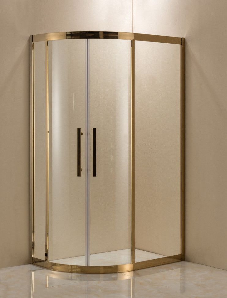 Душевой уголок 120х80 см Grossman Pragma PR-120GR прозрачное 0 pr на 100