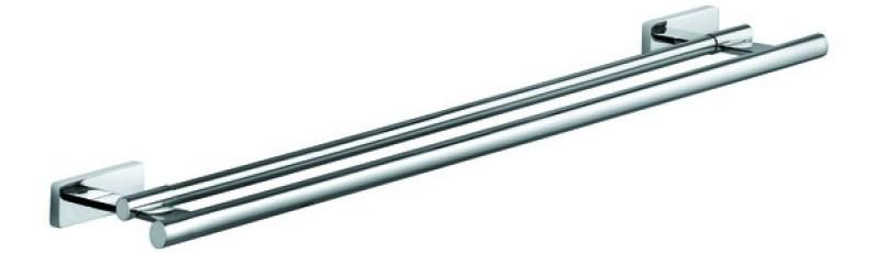 Двойной полотенцедержатель 55 см Kludi A-Xes 4898805