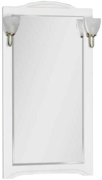 Зеркало 60х112 см белый Aquanet Луис 00164892
