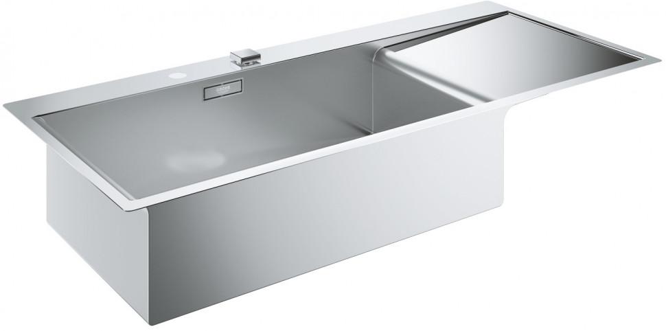 Кухонная мойка Grohe K1000 нержавеющая сталь 31581SD0