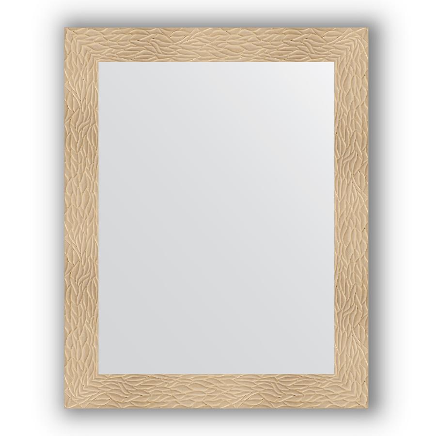 Зеркало 80х100 см золотые дюны Evoform Definite BY 3277 зеркало evoform definite floor 201х111 золотые дюны