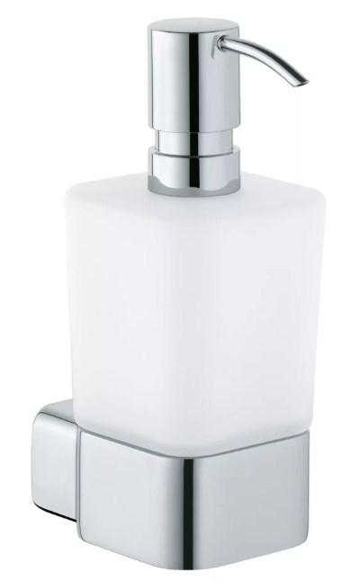 Дозатор жидкого мыла Kludi E2 4997605 дозатор для мыла kludi ambienta 5397605