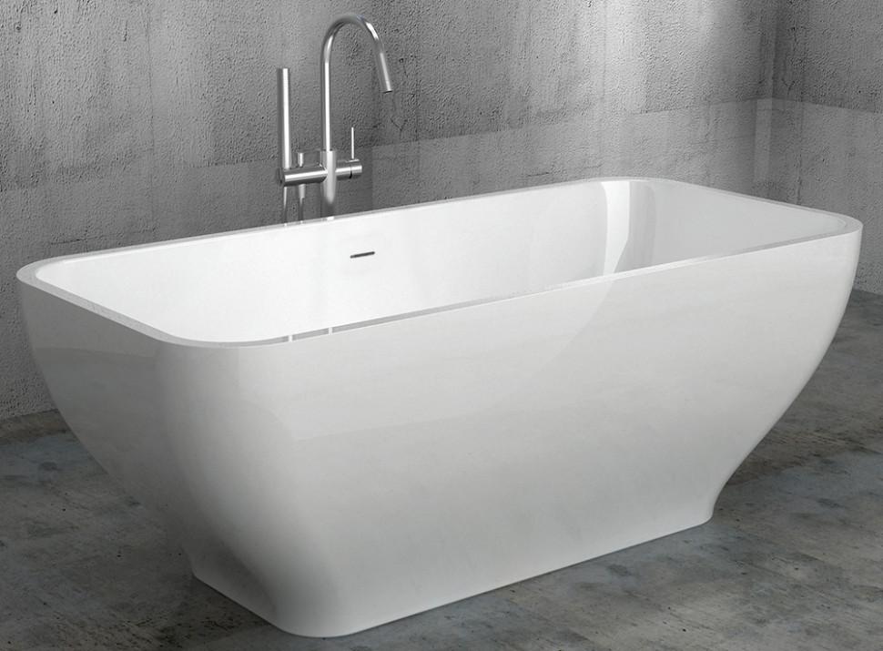 Акриловая ванна 170х70 см Abber AB9220 тушь для ресниц maybelline new york the colossal limited edition с блестками 03 сверкающий черный 10 мл