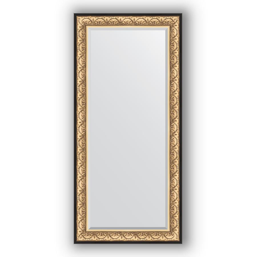 Зеркало 80х170 см барокко золото Evoform Exclusive BY 1311 матрасы 80х170 см