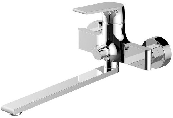 Смеситель для ванны Raiber Comfort R4502 смеситель для ванны raiber comfort r4503