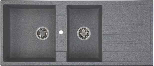 Кухонная мойка серый Акватон Торина 1A712032TR230