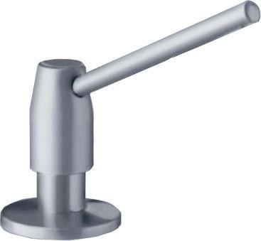 Дозатор для жидкого мыла, нержавеющая сталь Blanco Tango 512643 дозатор blanco 517587