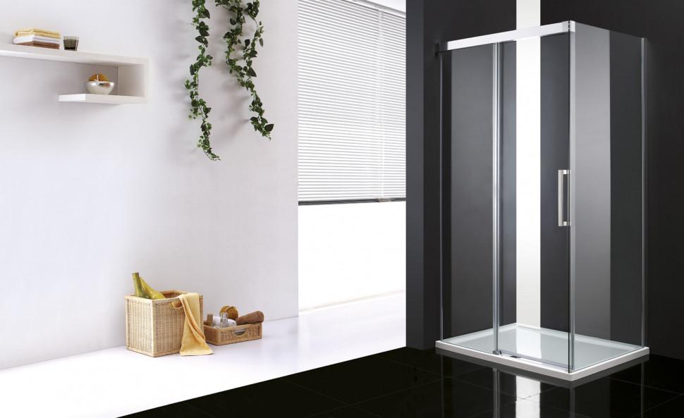Душевой уголок Cezares Premier-Soft 120x90 см прозрачное стекло PREMIER-SOFT-W-AH-1-120/90-C-Cr-IV багажник fk premier rb 120 chrome