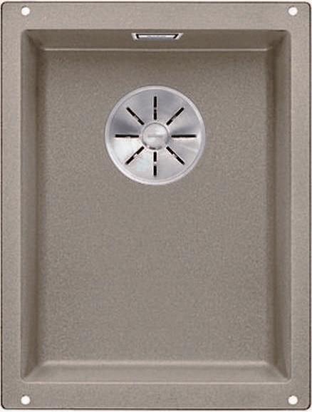 Кухонная мойка Blanco Subline 320-U InFino серый беж 523413