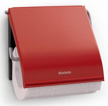 Держатель туалетной бумаги Brabantia Classic 107863 держатель для туалетной бумаги brabantia profile цвет черный 483400