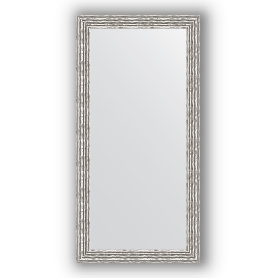 Зеркало 80х160 см волна хром Evoform Definite BY 3345 зеркало 80х80 см волна хром evoform definite by 3249