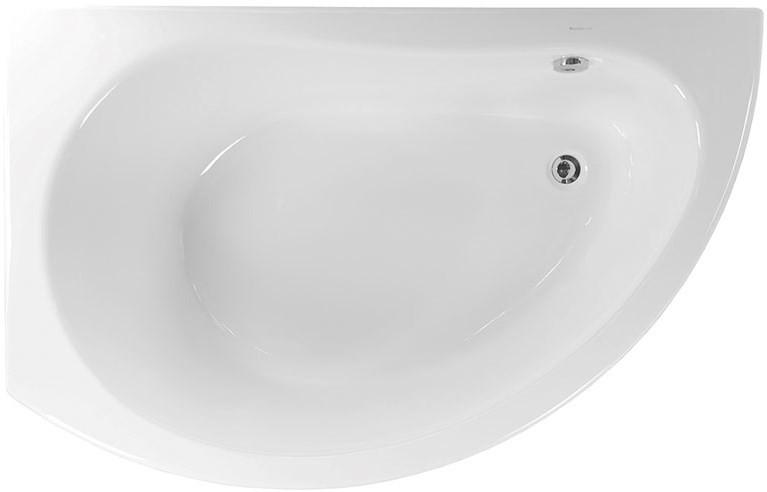 Акриловая ванна 160х80 см L Vagnerplast Corona VPBA168CRN3LX-04 акриловая ванна 160х105 см l vagnerplast selena vpba163sel3lx 04