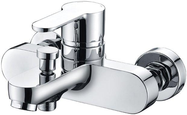 Смеситель для ванны BelBagno Tanaro TAN-VASM-CRM смеситель для кухни belbagno tanaro tan lacm crm
