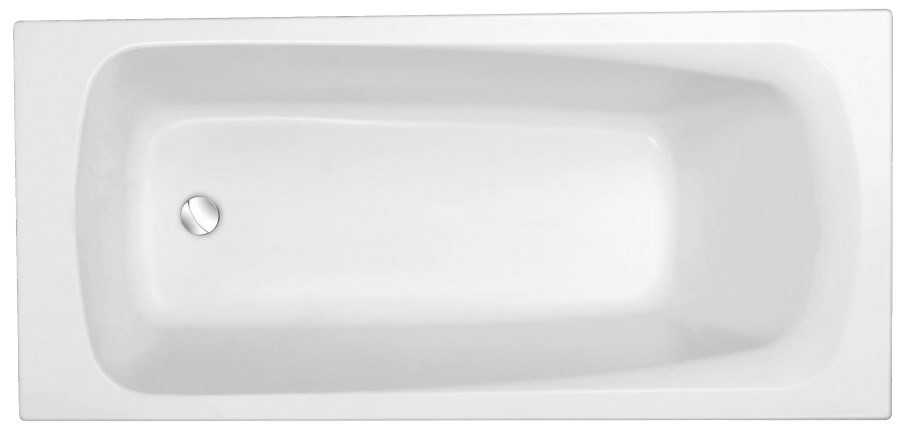 Акриловая ванна 150х70 см Jacob Delafon Patio E6810RU-01 акриловая ванна 170х70 см jacob delafon patio e6812ru 01