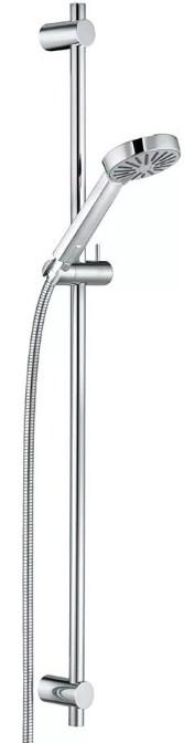 Душевой гарнитур Kludi A-QA 1S 656420500 душевой гарнитур для ванны kludi kludi a qa 6615005 00