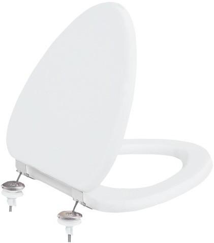 Сиденье для унитаза с микролифтом Creavit Cocuk KC0802.01.0000E комплект механизма слива creavit cocuk it1025