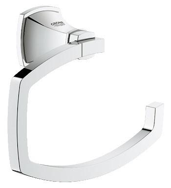 Grohe Grandera 40625000 Держатель бумаги держатель туалетной бумаги grohe grandera без крышки хром 40625000