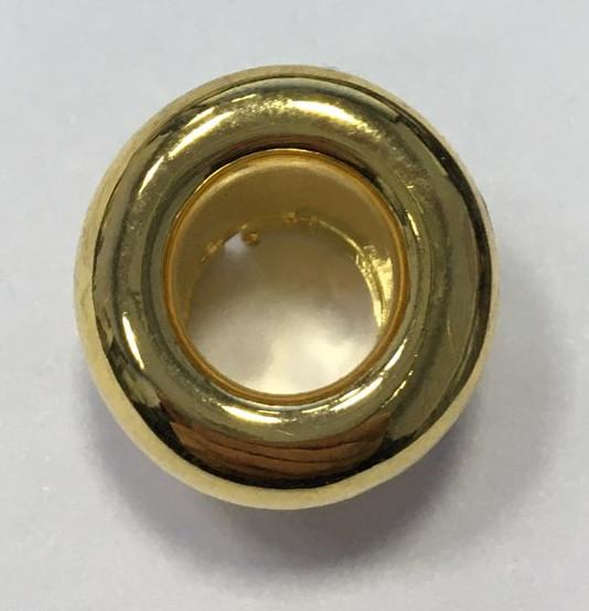 Кольцо отверстия перелива для биде золото