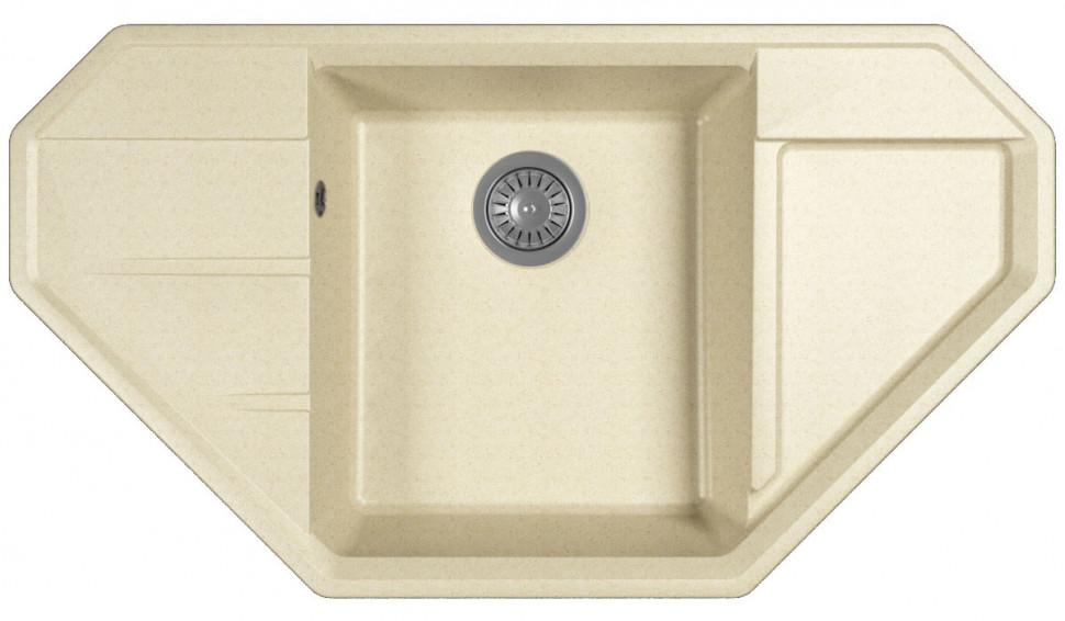 Кухонная мойка Bamboo Крона латте 29.040.D0910.403