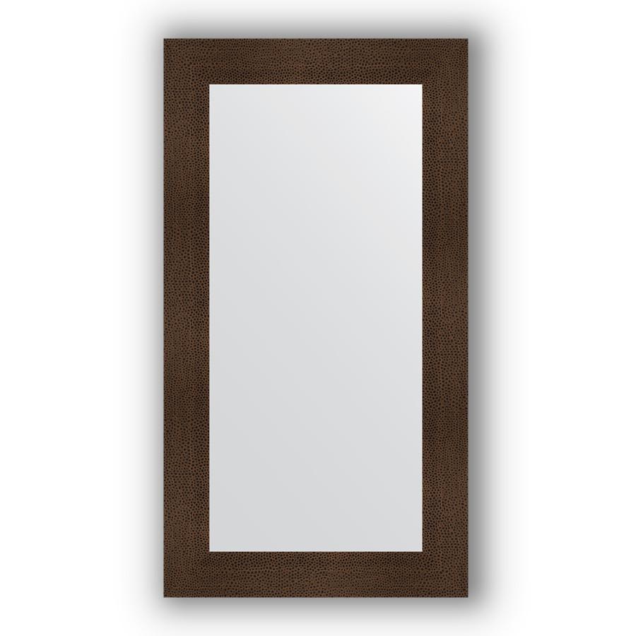 Фото - Зеркало 60х110 см бронзовая лава Evoform Definite BY 3088 зеркало evoform definite floor 201х81 бронзовая лава