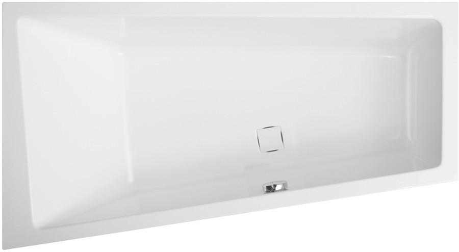 Акриловая ванна 160х90 см L Vagnerplast Cavallo offset VPBA169CAV3LX-04 акриловая ванна 160х105 см l vagnerplast selena vpba163sel3lx 04