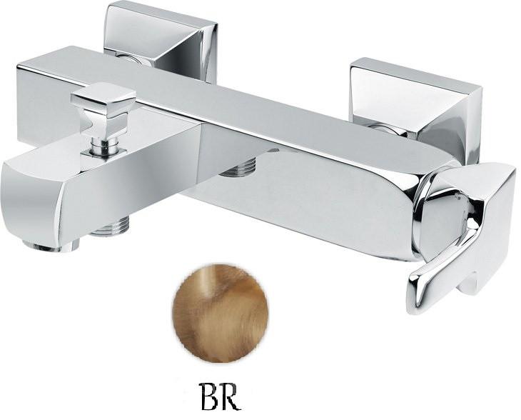 Смеситель для ванны бронза Cezares Legend LEGEND-VM-02 смеситель для ванны cezares legend хром legend vm 01