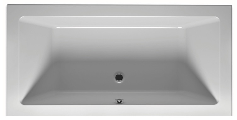 Акриловая ванна 190х90 см Riho Lugo BT0500500000000 ванна акриловая riho lugo bt0400500000000 190x80 см