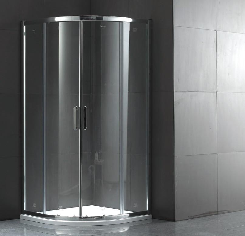Душевой уголок 100х100 см Gemy Victoria S30082 прозрачное