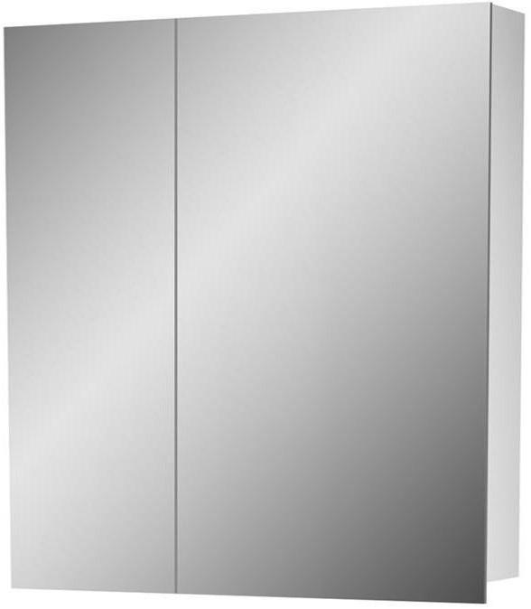 Зеркальный шкаф 70.2х70 см белый Alvaro Banos Viento 8403.4000 тумба под раковину alvaro banos viento 8403 03