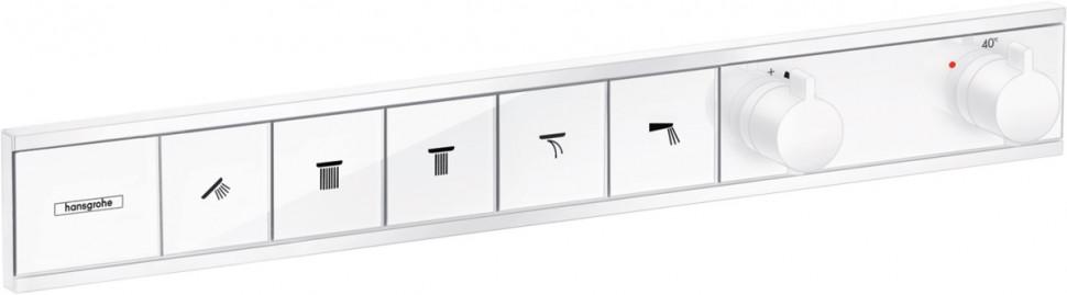 Термостат для 5 потребителей Hansgrohe RainSelect 15384700