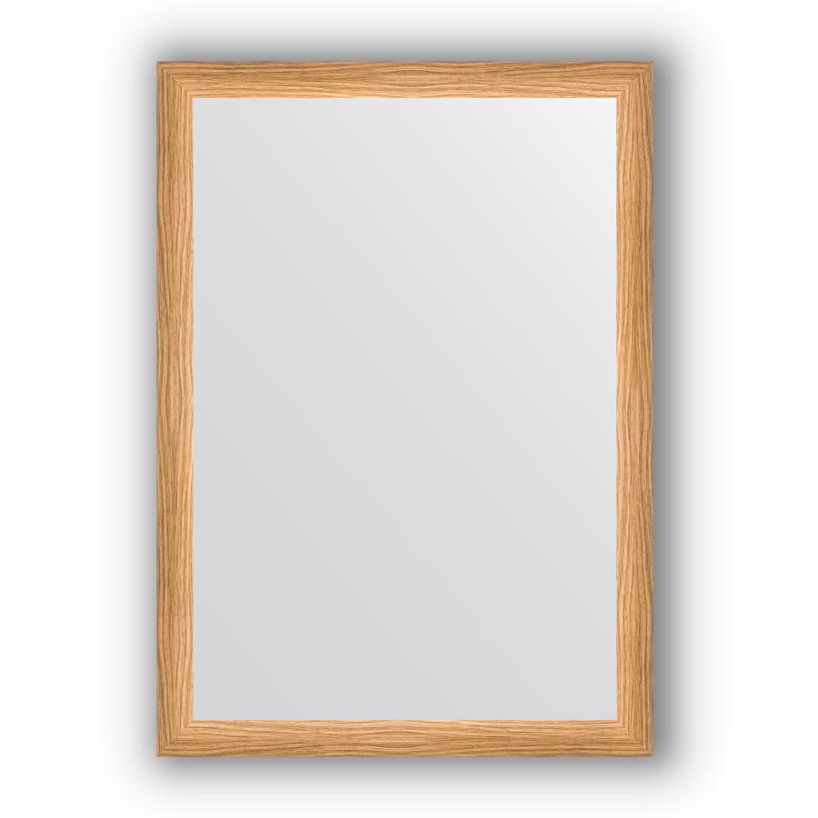 Фото - Зеркало 50х70 см клен Evoform Definite BY 0629 зеркало evoform definite 100х50 клен