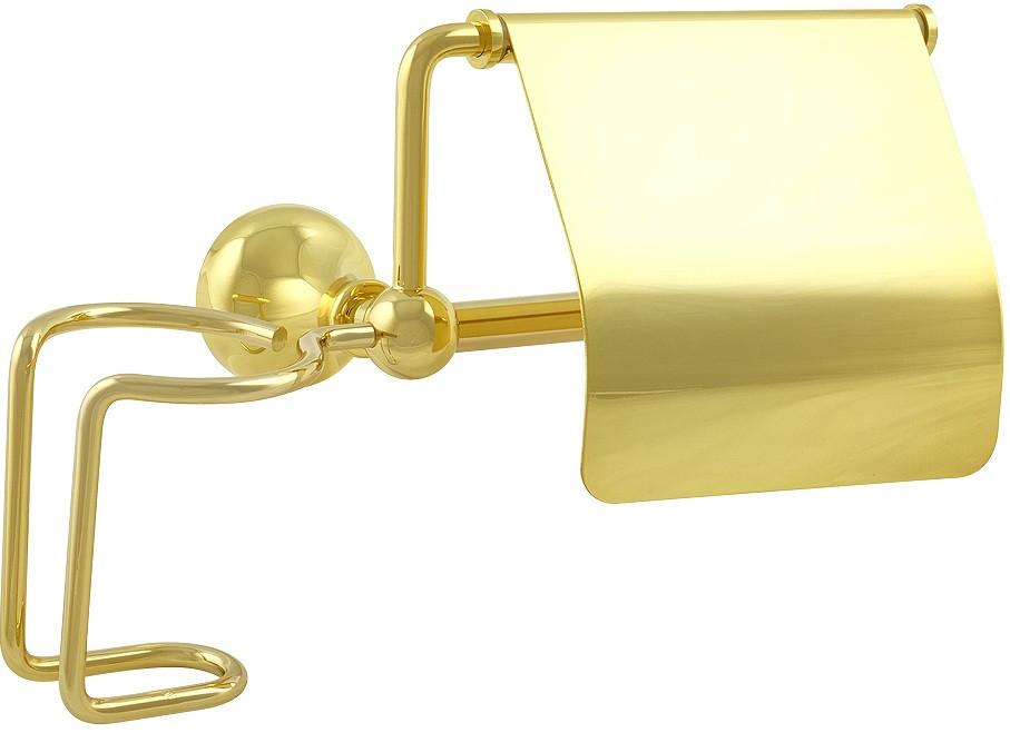 Держатель туалетной бумаги и освежителя воздуха Veragio Gialetta Dorato VR.GIL-6485.DO