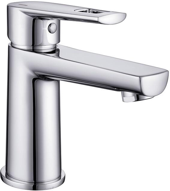 Фото - Смеситель для раковины IDDIS Runo RUNSB00i01 смеситель для ванны iddis runo runsbl2i10wa универсальный хром