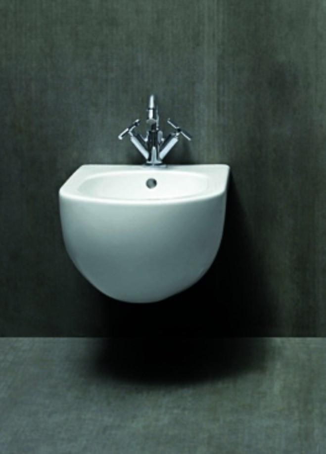 Биде подвесное без ободка Azzurra Nuvola Mini NUV546/SOSKbi*1
