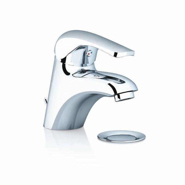 Смеситель для умывальника с донным клапаном Ravak Rosa RS 011.00 смеситель для умывальника damixa venus 168570064 с донным клапаном