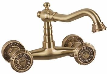 Фото - Смеситель для кухни Bronze De Luxe Royal 10116 смеситель на раковину bronze de luxe royal 10219