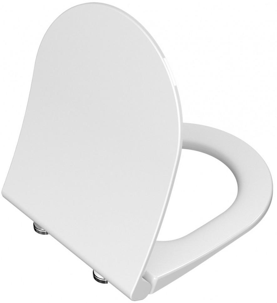 Сиденье для унитаза с микролифтом Vitra Seat 110-003-019 сиденье vitra s50 ультратонкое микролифт 110 003 019