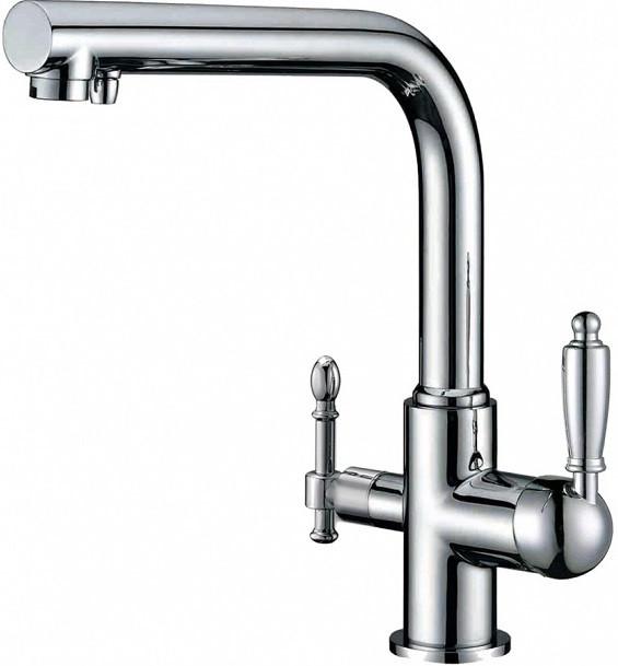Смеситель для кухни с подключением к фильтру Zorg Sanitary ZR 313 YF-33 фото