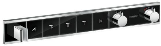 Термостат для 5 потребителей Hansgrohe RainSelect 15358600