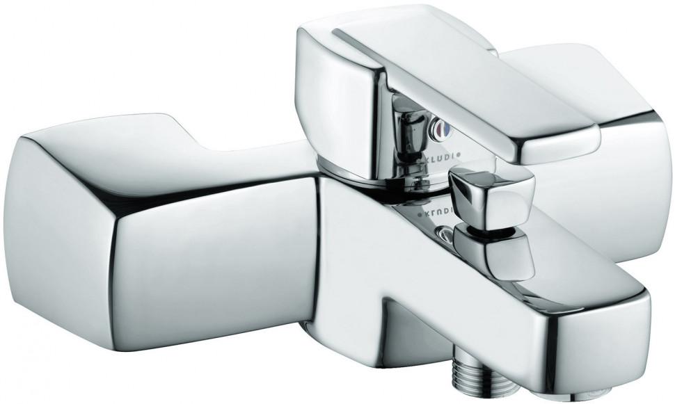 Смеситель для ванны Kludi Q-Beo 504430575 цена